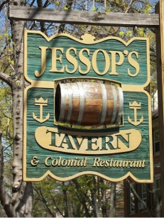 Jessop's Sign