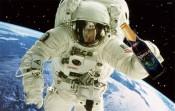 Astronaut Drinks Romulan Ale