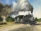 """SLOW TRAIN DOWN SOUTH"" BY DON COKER"