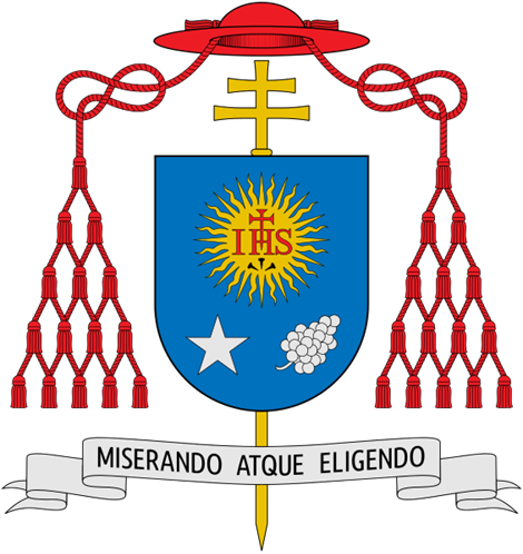 Coat of Arms of Cardinal Bergoglio (Pope Francis)