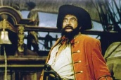 Robert newton in Blackbeard the Pirate